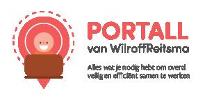 WilroffReitsma eBook online samenwerken, Portall