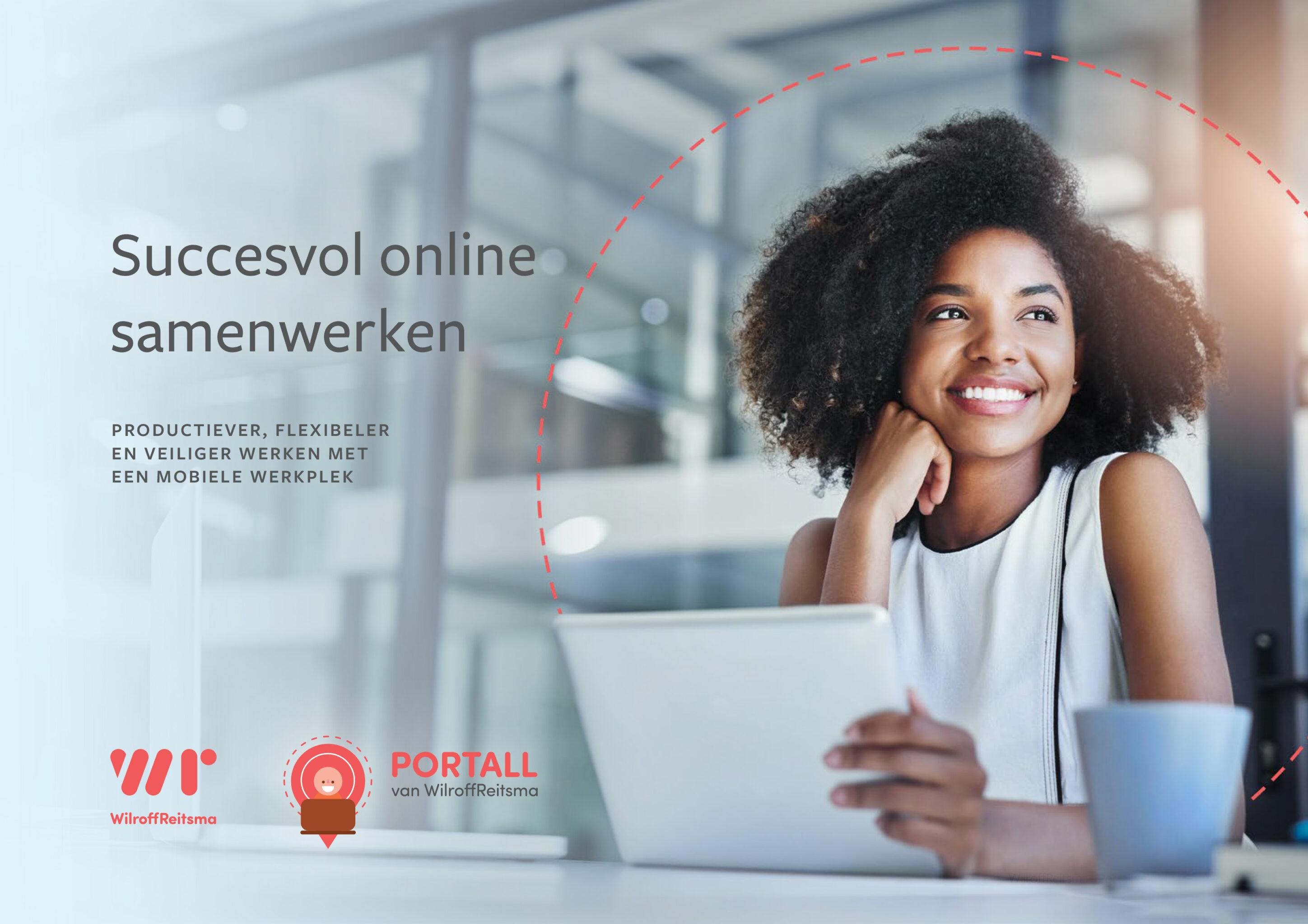 Ebook succesvol online samenwerken